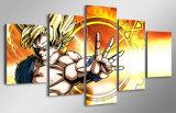HD Impreso Dragon Ball Z Pintura Impresión De Lienzo Decoración De La Habitación Impresión Impresión Cuadro Lienzo Mc-049