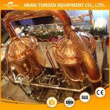 эль/Lager оборудования винзавода пива 4000L Jinan Tonsen