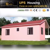 Nettes Aussehen-luxuriöses Stahlfertigzelt-Haus