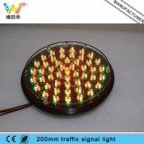 Дешевый светосигнализатор цвета СИД светильника 3 движения 200mm