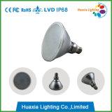 Indicatore luminoso spesso della piscina del PVC PAR38 LED di vetro