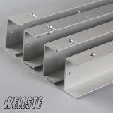 Profil en aluminium de bâti pour annoncer le bâti instantané d'étalage