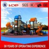逆立ちの夢の雲の家の子供の屋外の運動場装置HD16-004A