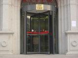 Porta giratória (quatro folhas ativas da porta)