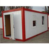 Модульный сегменте панельного домостроения в роскошный дом контейнера/контейнер жизни дома Вилла/Курорт или в офисе
