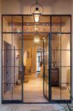 Porta de entrada francesa de luxo de segurança de luxo