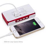 Altoparlante senza fili portatile di Bluetooth con la Banca di potere