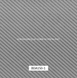0.5m屋外項目のための広いカーボンファイバーのHydrographicsの印刷のフィルム、水転送の印刷、PVA、液体の画像のフィルムおよび車は分ける(BDA150)