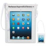 Regalos promocionales de plástico de PVC Carcasa impermeable logotipo personalizado para el iPad
