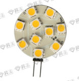 lámpara 2.0W (G4 LR) de 10PCS SMD LED