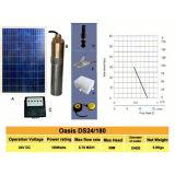 Système de pompe CC solaire Oasis (DS24/180)