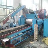 폐기물 타이어 재생 공장/개심 고무 기계/기계를 재생하는 사용된 타이어