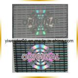 Producto Original, la protección de las pegatinas de holograma (H-090)