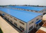 Grandes Span préfabriquées galvanisé structure de châssis en acier atelier Bâtiments