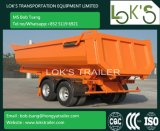20cbm 2 Axles - тип трейлер u Tipper
