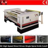 Nc impulsado Dired de alta velocidad de corte de cuchilla espiral simple (NCHQ-2000-1-SD).
