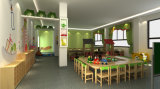 Мебели детсада, разрешение конструкции зеленого класса детсада типа страны, оборудований детсада, помощи преподавательства, игрушек детей