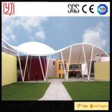 مدرسة بوابة ظل بنية خيمة ظل ظلة [بفدف] غشاء بناء مع تصميم جميلة