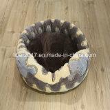 Netter Entwurfs-warmes weiches Baumwollhundekatze-Haustier-Bett-Sofa
