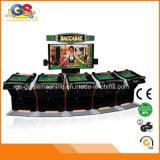 De opperste Levering van het Kabinet van het Gokken van de Machine van het Casino van de Roulette van de Groef van de Luxe Video voor Verkoop
