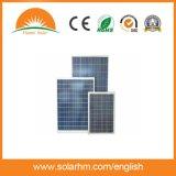 太陽系のための高品質80Wの太陽電池パネル
