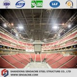 Estádio estrutural de aço pesado do esporte do En 1090 grande/edifício Prefab