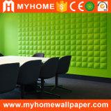 Строительный материал ПВХ панели потолка салона Стена декоративные 3D настенные панели управления