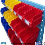 Bakken van de Plank van de Opslag van het pakhuis de Plastic Stapelbare/Vervangstukken van Bakken