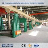 Presse en vulcanisation en caoutchouc, presse hydraulique pour convoyeur (XLB-1200 * 10000)