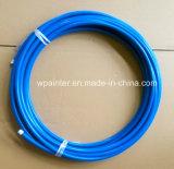 """1/4 """" di collegare ad alta pressione/tubo flessibile idraulico tubo Braided d'acciaio"""