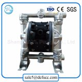 S 316L Pneumatic Doubles Diaphragm Drainage Pump