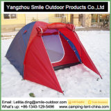 Waterproof 3 Person Double Decker Camping Tents Direct Factory