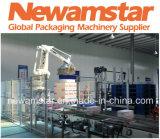 Case de robot de Newamstar pour la chaîne de production de boisson