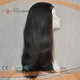 Peluca sin tocar de la caída de la venda del pelo de la cutícula del grado de Remy del pelo del color superior de la Virgen