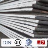 Preço laminado a alta temperatura de grande resistência da placa de aço de placa de aço de carbono de Ss400 A36 Q195 Q235 Q345 por a tonelada
