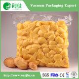 Попкорн Potatoe откалывает мешок вакуума пленки еды картошек