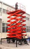 Ascenseur électrohydraulique antidérapant de la plate-forme 300kg/500kg avec excellent Deisgn