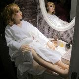 Echte Doll 125cm van de Liefde van het Silicone met En71 Certificaat