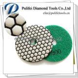 Пусковая площадка каменной смолаы диаманта отделочных инструментов конкретной поверхности полируя