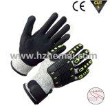 Механические узлы и агрегаты против вибрации перчатки