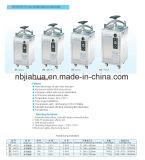 Jh-30mA/40mA/50 mA/75mA/10ca/150CA/200CA Autoclave vertical en acier inoxydable automatique