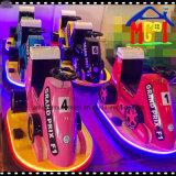 Giro del Kiddie del parco di divertimenti della vettura da corsa della batteria dei 2018 bambini