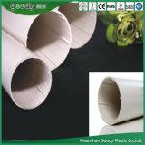 Tuberías de PVC para tubería de drenaje de U-PVC / Tubería de pared sólida de PVC
