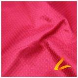вода 50d 300t & Ветр-Упорной напольной Sportswear ткань 100% нити полиэфира жаккарда вниз сплетенная курткой (53176A)