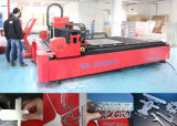 maquinaria del corte del laser del CNC del acero inoxidable 1000W/del acero de carbón/de la hoja de metal