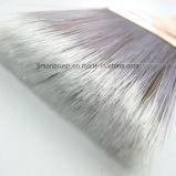 다른 크기 Beavertail 구리 손잡이 도매 중국 나무로 되는 제조자를 가진 깃봉에 의하여 가늘게 하는 필라멘트 페인트 붓 세트