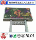 Im Freien Qualität P8, welche LED-die farbenreiche Bildschirm-Anzeigetafel wasserdicht bekanntmacht