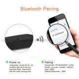 L'écouteur sans fil de Bluetooth de conduction osseuse remet l'écouteur libre de Bluetooth de sports
