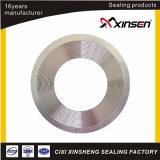 Gegroefte Pakking van de Ring van Ss304 Ss316 de BuitenComprofile