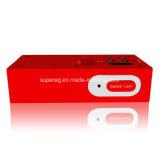 Beweglicher LED-große Zahl Minimalistic moderner Geschenk-Taktgeber